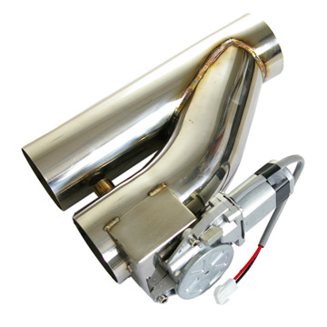 "3.0"" Electric exhaust cutout / bypass valve"
