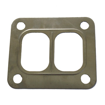 T4 Stainless Steel Turbo Divided Inlet Gasket