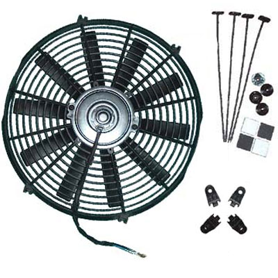 Slim Electric Fan