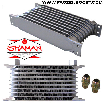 Heat Exchanger for Oil
