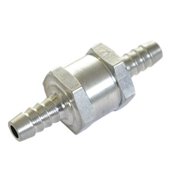 Aluminum One-Way Check Valve 8mm Barbed