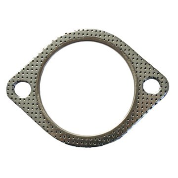 2-bolt Graphite Exhaust Gasket