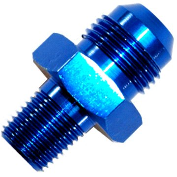 Nitrous Oxide Braided Stainless Steel Adaptor
