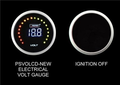 Prosport Volt Digital Gauge